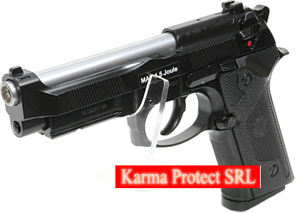 Pistol airsoft- BERETTA M9 IA -Full Metal