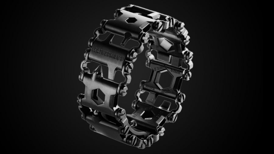 Bratara Leatherman Tread black
