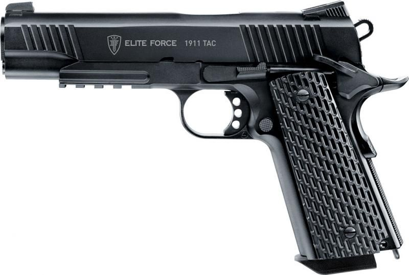 Elite Force 1911 tactical Umarex CO2 GBB