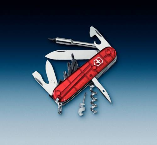 Briceag Victorinox / briceag 1.7605.T Cyber Tool 29