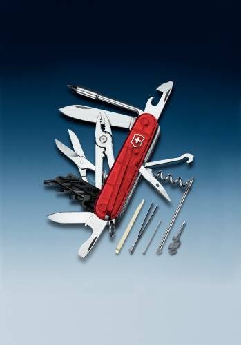 Briceag Victorinox / briceag 1.7725.T Cyber Tool 34