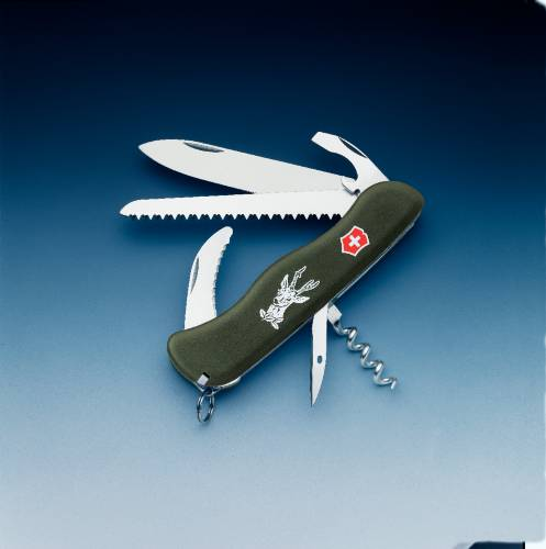 Briceag Victorinox 0.8873.4 Hunter verde