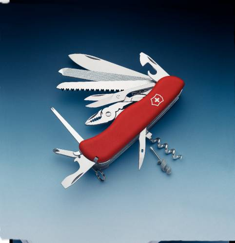 Briceag Victorinox 0.9064 Work Champ
