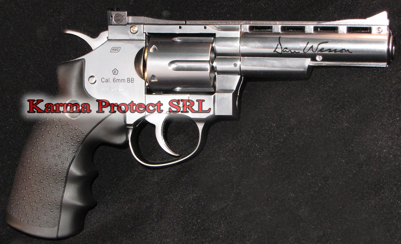 "Pistol airsoft - DAN WESSON 4"" - [CO2]"