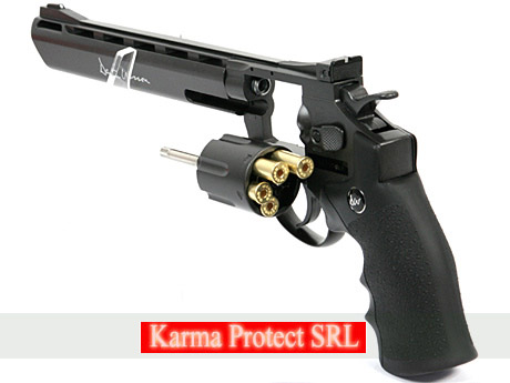 "Pistol airsoft - DAN WESSON 6"" - [CO2]"