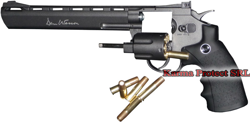 "Pistol airsoft - DAN WESSON 8"" - [CO2]"