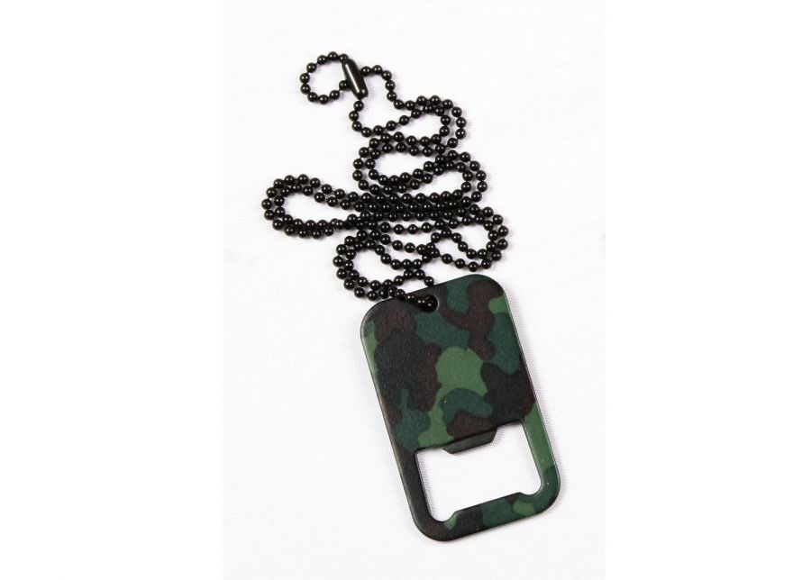 Lant cu deschizator sticle Dog Tag