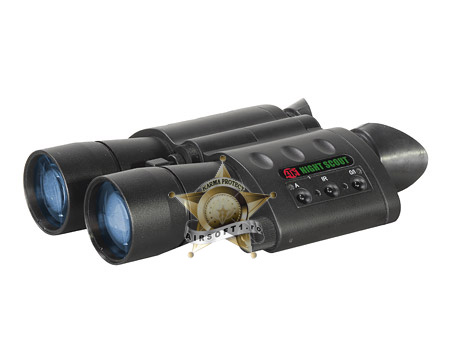 Night Vision - ATN Night Scout
