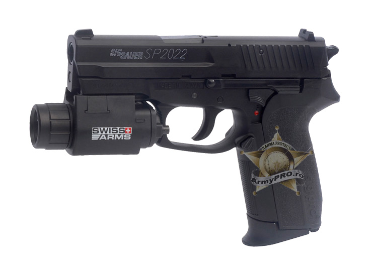 Pistol Sig Sauer SP2022 [CO2, metal]
