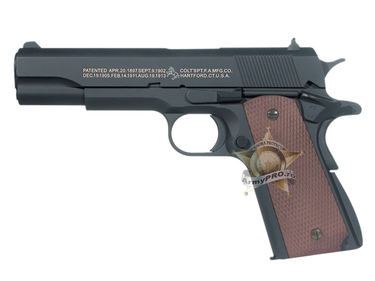 Pistol Colt 1911 METAL [ARC]