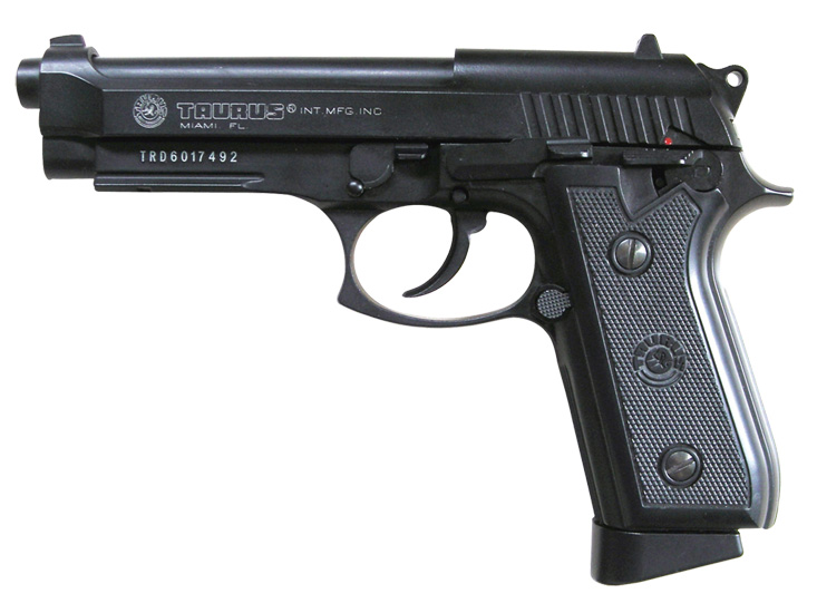 Taurus PT99 full metal / full auto CO2