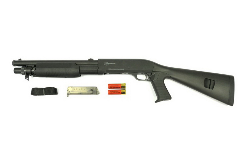 Pusca shotgun Firepower MS 3xbbs
