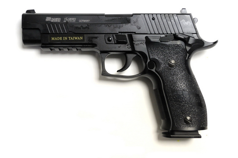 Replica P226 X-Five co2 GBB