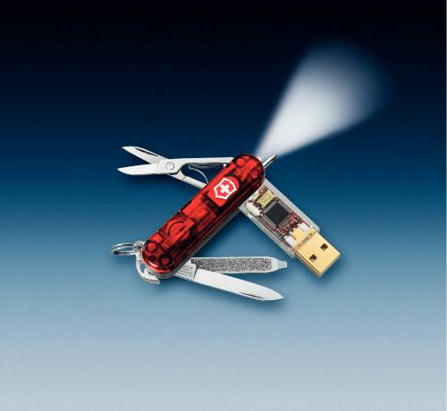 Victorinox Flash Memory Stick 16G -4.6026.TG16